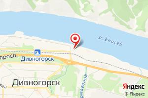 Адрес Электрическая подстанция № 109 Набережная на карте