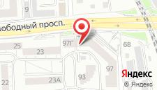 Мини-отель 24 на карте
