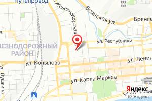 Адрес Уралгазсервис на карте