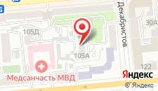Апарт-отель Артепартс на карте