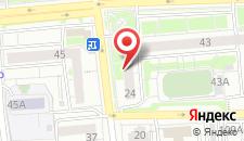 Мини-отель КвартировЪ-Центр на карте