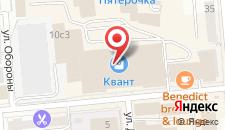 Гостиница Дом Отель Neo на карте