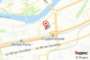Адрес Газовый участок, Свердловский район на карте
