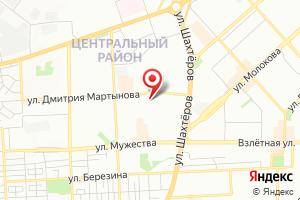 Адрес ГазТеплоМонтаж на карте