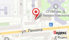 Апарт-отель Ирис на карте