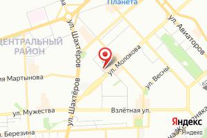 Адрес Запсибгазмонтаж на карте