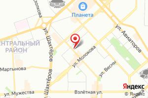 Адрес ГазМонтажКрасноярск на карте