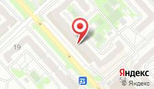 Мини-отель Адель на карте