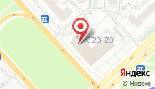 Апартаменты Гранд на Авиаторов 38 на карте
