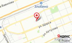 Расположение Страховой агент на карте