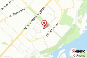 Адрес Газовый участок Советского района на карте