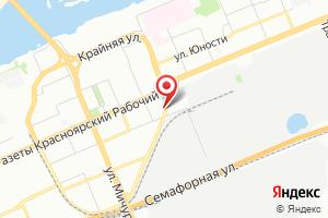 Адрес Газовый участок Ленинского и Кировского районов на карте