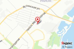 Адрес Сибирская Газовая Компания на карте