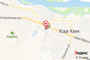 Адрес Электрическая подстанция Кызылская на карте
