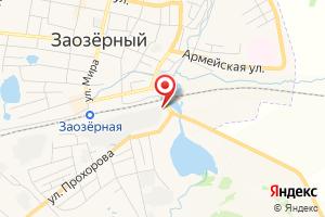 Адрес Электрическая подстанция № 33 ККЗ на карте