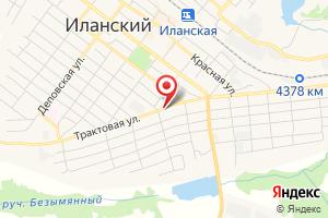Адрес Трест Кансклижрайгаз Нижнеингашский Газовый Участок Филиала на карте