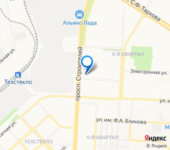 Проспект Строителей 52-а