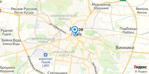 Робим гуд на карте Львова
