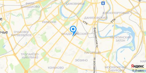 Philips на карте Москвы