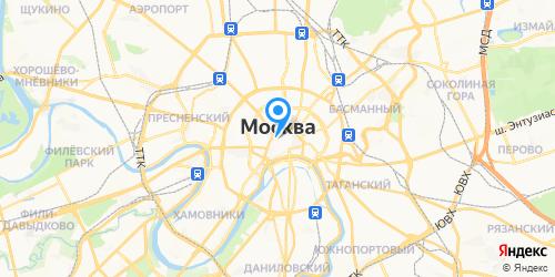 Национальная Сервисная Компания на карте Москвы