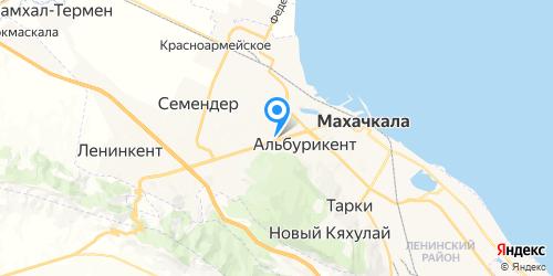 Техник-Айс на карте Баку