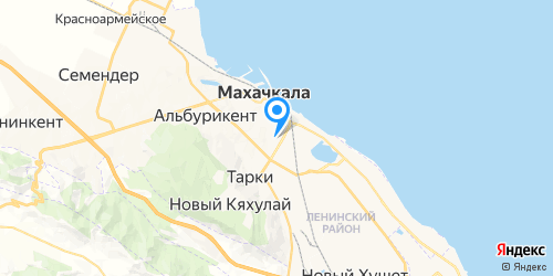 Евролюкс на карте Баку