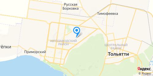 COMPOSITE на карте Тольятти