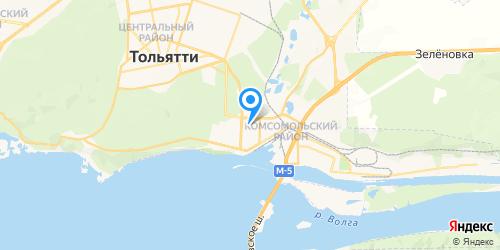 Tele.Com на карте Тольятти
