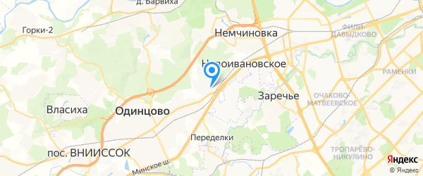 Ремонт камер GoPro Hero в Москве на карте Москвы
