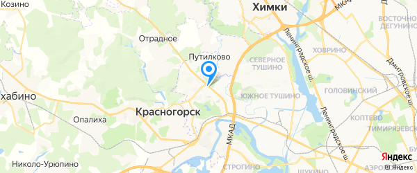Ремонт АВТОмагнитол на карте Москвы