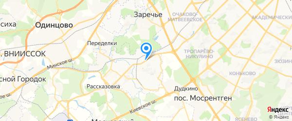 Kospel-shop.ru на карте Москвы