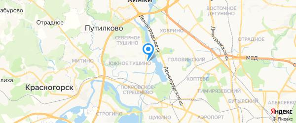 Ремонт эхолотов на карте Москвы