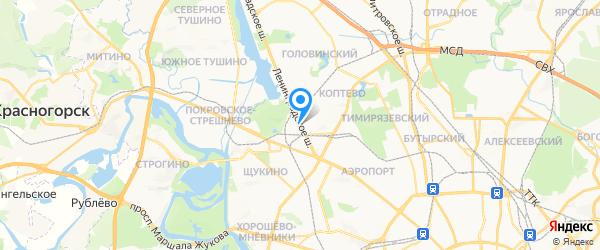 remmob на карте Москвы
