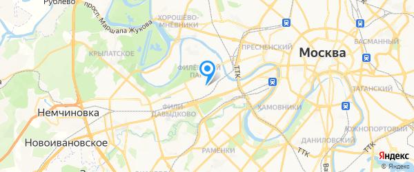 Doctor Gadgets на карте Москвы