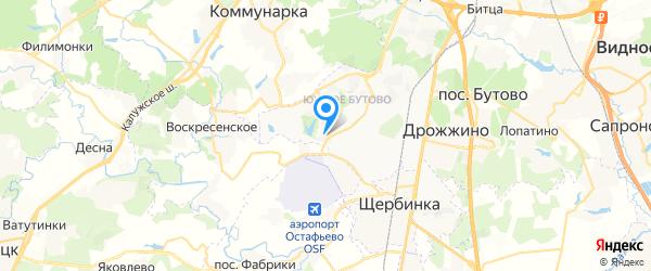 ИП Сабо Й. на карте Москвы