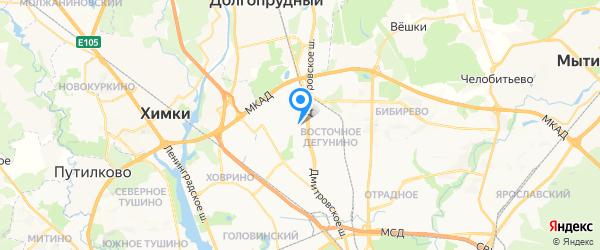 24 мастер на карте Москвы