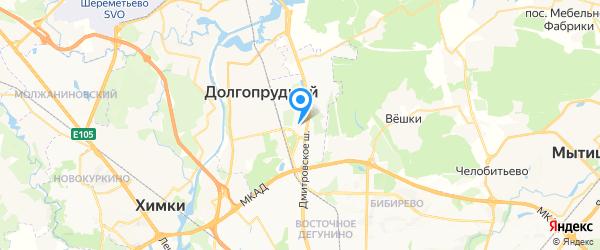 Мастер рядом на карте Москвы