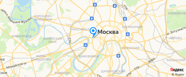 честный ремонт на карте Москвы