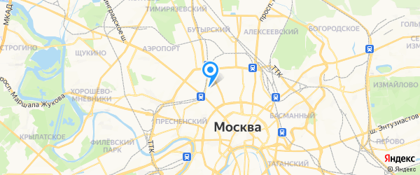 Др. Ваттсон на карте Москвы