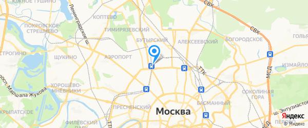 GadgetFix на карте Москвы