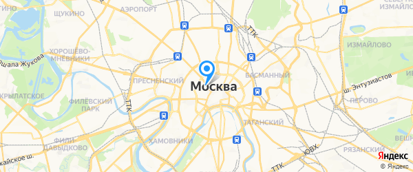 WatchExpert на карте Москвы