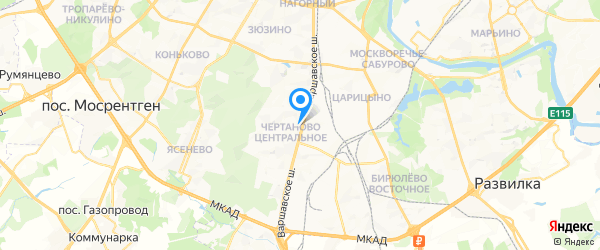 Ремонт ноутбуков на карте Москвы