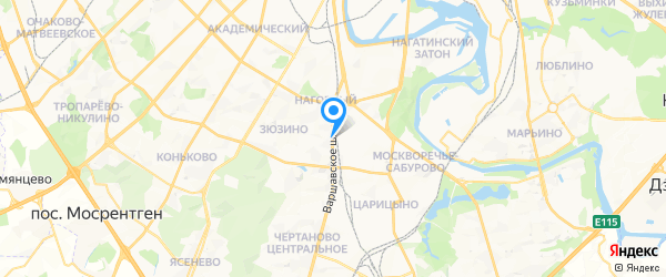 PC-CULT на карте Москвы