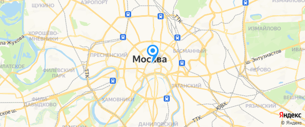 Сервисный центр My Apple на карте Москвы