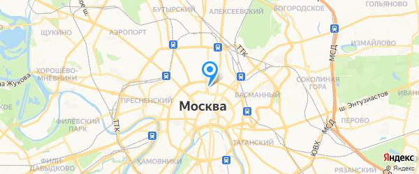 Mac4all на карте Москвы