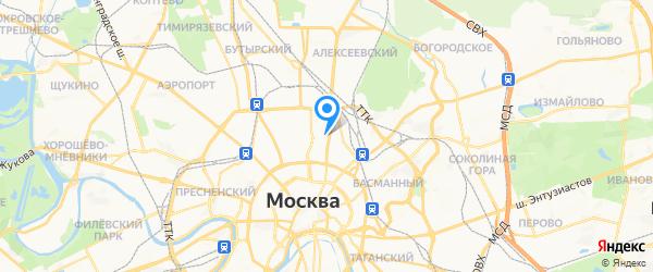 Рембыттехника плюс на карте Москвы