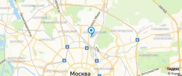 iBooknet на карте Москвы