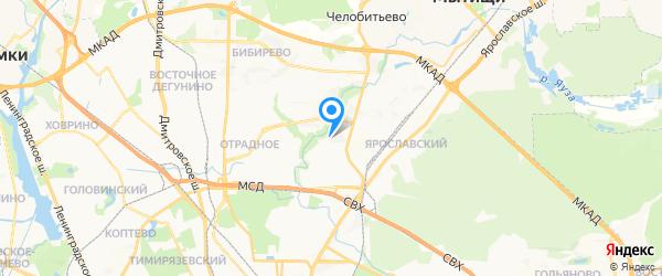 Brandt | Брандт - официальный сервисный центр на карте Москвы