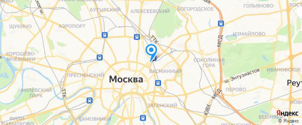 Сервис профессиональной техники 314.ru на карте Москвы