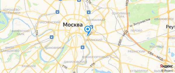 Dell на карте Москвы